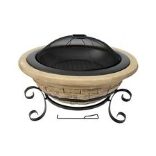 Fire Pit For Sale Brick Pits Rings Patio Heater Fireplace Cast Iron BBQ Backyard